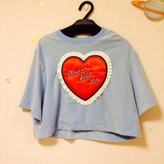 ジーヴィジーヴィ(G.V.G.V.)のg.v.g.v トップス♡(Tシャツ(半袖/袖なし))