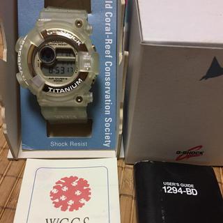 ジーショック(G-SHOCK)のGショック     フロッグマンWCCS(腕時計(デジタル))