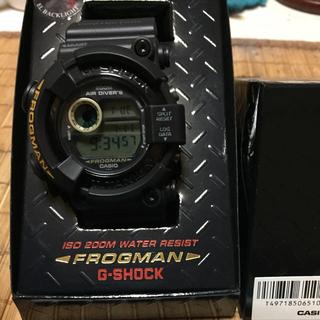 カシオ(CASIO)のGショック     フロッグマンMIB(腕時計(デジタル))