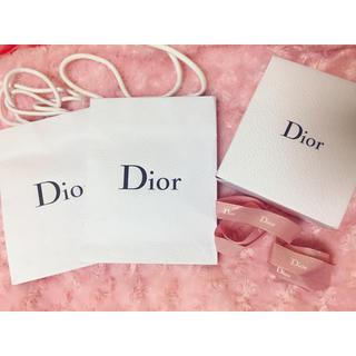 ディオール(Dior)のDior プレゼント包装セット (ラッピング/包装)