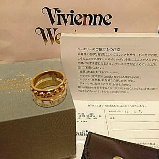 ヴィヴィアンウエストウッド(Vivienne Westwood)の【お値下げ】 †MARCELLA RING†(リング(指輪))