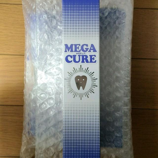 【新品未開封】メガキュア80g コスメ/美容のオーラルケア(歯磨き粉)の商品写真