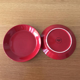 イッタラ(iittala)のイッタラ ティーマ17cm 2枚(食器)
