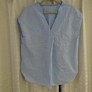 ジーユー(GU)のGU 完売商品 ビッグスキッパーシャツ(シャツ/ブラウス(半袖/袖なし))