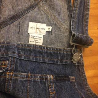 カルバンクライン(Calvin Klein)のちおりん様専用 CK Calvin Klein Jeans ジャンパースカート(その他)