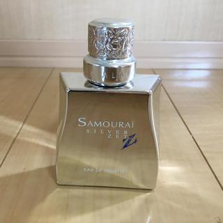 サムライ(SAMOURAI)のサムライシルバー ゼット オーデトワレ 50ml(香水(男性用))