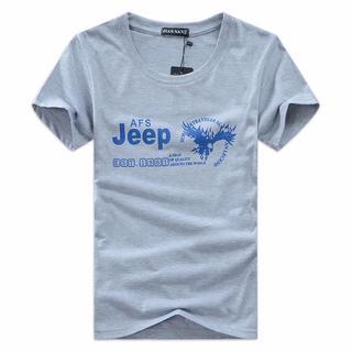 トップス AFS Jeep tシャツ グレー 灰 灰色 XXL(Tシャツ/カットソー(半袖/袖なし))
