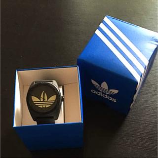 アディダス(adidas)のadidas❤️腕時計(ラバーベルト)