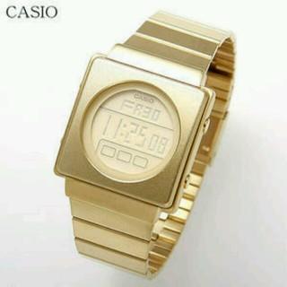 カシオ(CASIO)のCASIO futurist LA-2002G(腕時計(デジタル))