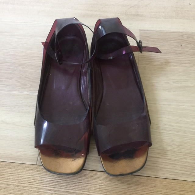 UNDERCOVER(アンダーカバー)のアンダーカバー サンダル XXS  レディースの靴/シューズ(サンダル)の商品写真