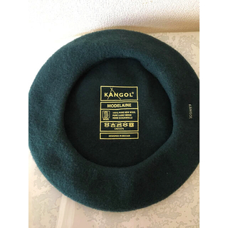 カンゴール(KANGOL)の【shuさま専用】KANGOLのベレー帽(ハンチング/ベレー帽)