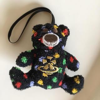 ヴィヴィアンウエストウッド(Vivienne Westwood)の「売り切り」ヴィヴィアン テディベア(ぬいぐるみ/人形)