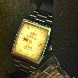オリエント(ORIENT)の雑誌多数掲載オリエント自動巻き腕時計(腕時計)