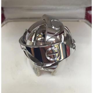 カルティエ(Cartier)のカルティエ K18WG アストロラブリング(リング(指輪))