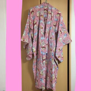 ヒステリックミニ(HYSTERIC MINI)の♡ヒスミニ 浴衣 110cm♡(甚平/浴衣)