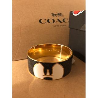 89c1cc96eaa1 COACH - コーチ×ディズニー COACH ミッキー コラボ バングル ブレスレット ラメの通販 by ponpon's shop|コーチならラクマ