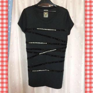エムケーツーケー(MK2K)のMK2K♡カットソー(Tシャツ(半袖/袖なし))