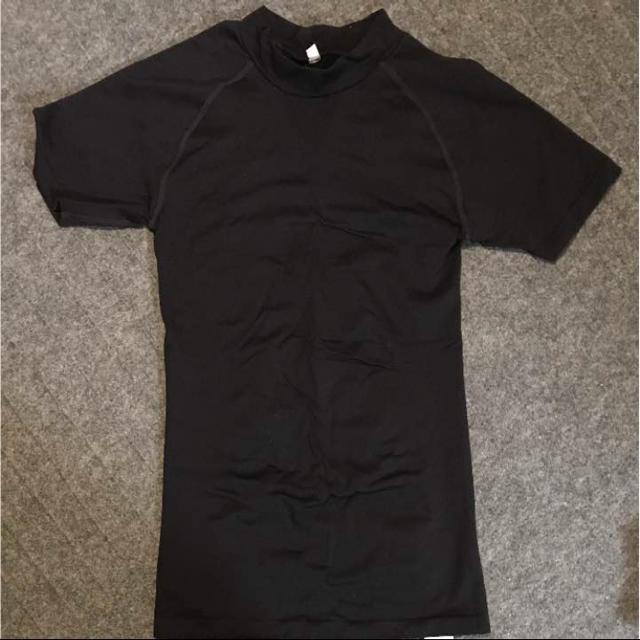 黒 インナー(FREE) メンズのトップス(Tシャツ/カットソー(半袖/袖なし))の商品写真