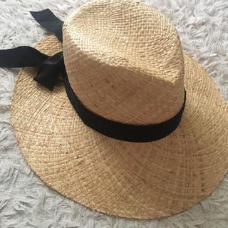 d8d7c40429d イエナ(IENA)のlola hat ローラハット 定番カラー(麦わら帽子 ストロー