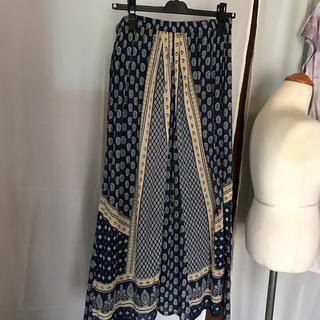シャンティ(SHANTii)のインド綿 コットンロングスカート(ロングスカート)