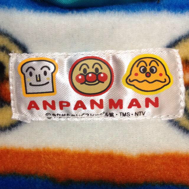 アンパンマン上着 キッズ/ベビー/マタニティのキッズ服男の子用(90cm~)(その他)の商品写真