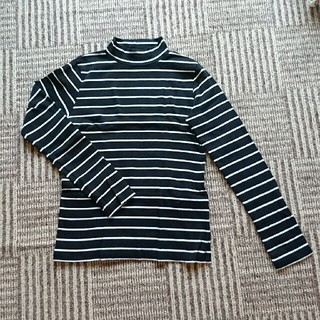 ムジルシリョウヒン(MUJI (無印良品))の無印良品 モックネック ハイネック ロンT(Tシャツ(長袖/七分))
