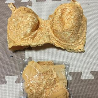 Moon様専用 新品 ブラ&ショーツ セット(ブラ&ショーツセット)