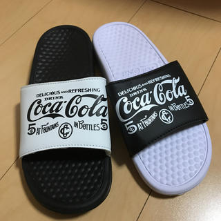 コカコーラ(コカ・コーラ)のコカコーラ ベナッシ Lサイズ 24〜25cm(サンダル)