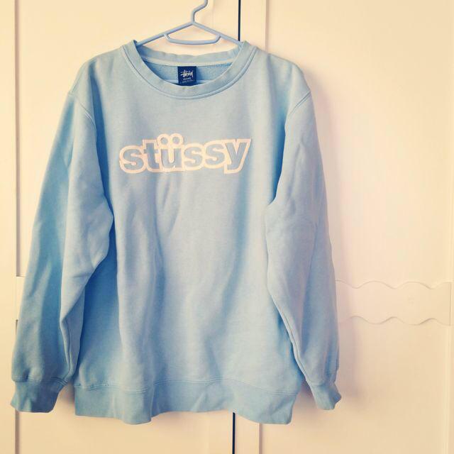 STUSSY(ステューシー)のstussy/スウェット レディースのトップス(トレーナー/スウェット)の商品写真