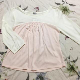 アオキユリ(aoki yuri)のLES MUESフォーマルTシャツS(シャツ/ブラウス(長袖/七分))