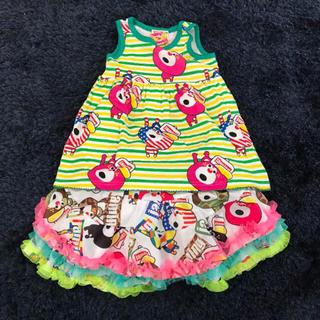 グラグラ(GrandGround)の♪グラグラ♪ワンピース&ふわふわスカート♪プレゼント可(ワンピース)