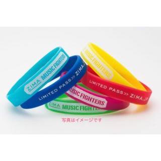 ZIMA MUSIC FIGHTERS リストバンド全6色セット(その他)