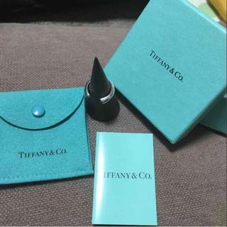 ティファニー(Tiffany & Co.)の【新品、未使用】TIFFANY&Co[ティファニー](リング(指輪))