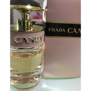 プラダ(PRADA)のPRADA CANDY 香水 30ml(香水(女性用))