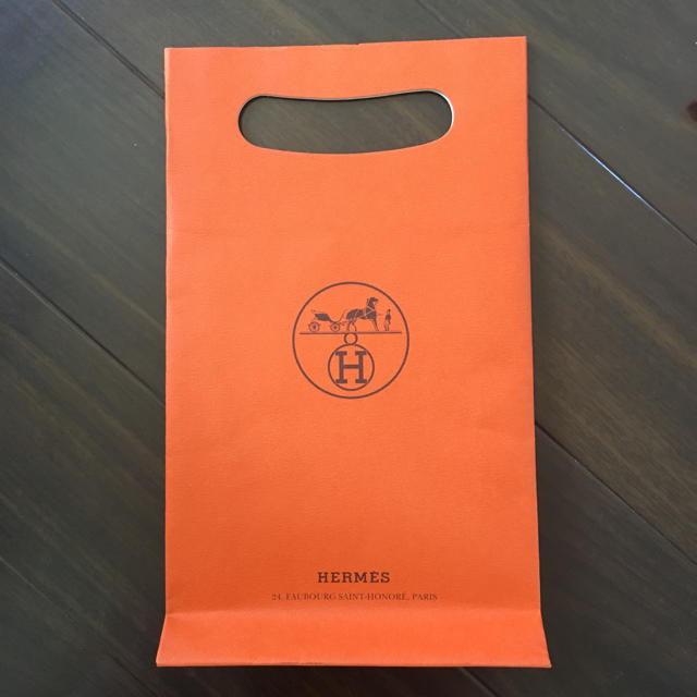 a8df098971aa Hermes - エルメス ショップバッグの通販 by サファイア's shop ...