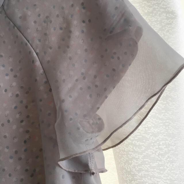 22 OCTOBRE(ヴァンドゥーオクトーブル)のAylesbury ブラウス レディースのトップス(シャツ/ブラウス(半袖/袖なし))の商品写真