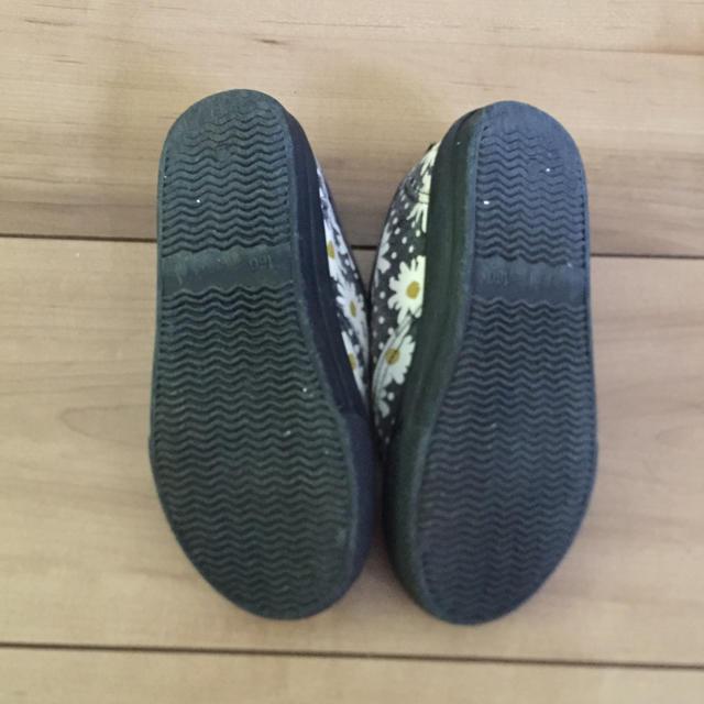 ampersand(アンパサンド)のアンパサンド  16cm キッズ/ベビー/マタニティのキッズ靴/シューズ (15cm~)(スニーカー)の商品写真