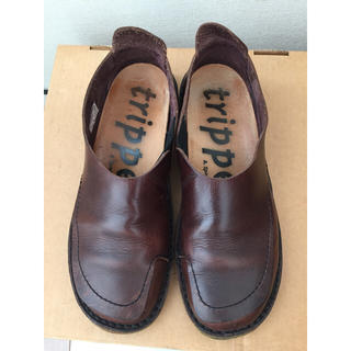 トリッペン(trippen)のトリッペンシューズ(ローファー/革靴)