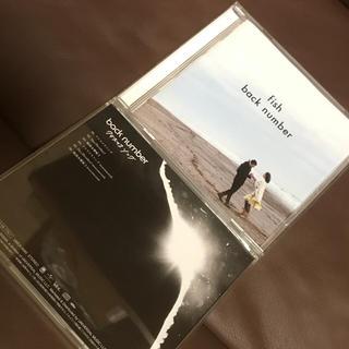 バックナンバー(BACK NUMBER)のback number  fish クリスマスソング  通常盤(ポップス/ロック(邦楽))