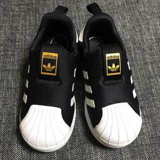 アディダス(adidas)のadidas スーパースター スリッポン 16㎝(スリッポン)