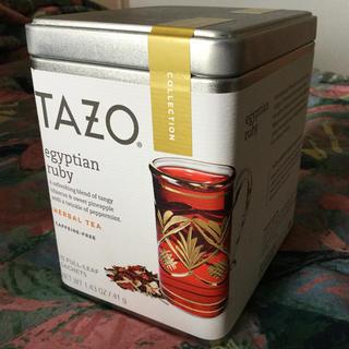 スターバックスコーヒー(Starbucks Coffee)のTAZO エジプシャン ルビーハーブティー 15pc(茶)