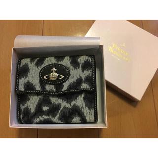 ヴィヴィアンウエストウッド(Vivienne Westwood)の♡新品♡ヴィヴィアンウエストウッド 折りたたみ がま口財布(財布)