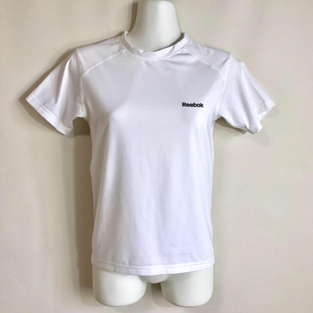 Reebok - Reebox リーボック 半袖 Tシャツ ユニセックス 部活に‥の通販 by keely's shop|リーボックならラクマ