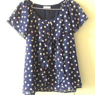 プーラフリーム(pour la frime)のトップス(Tシャツ(半袖/袖なし))