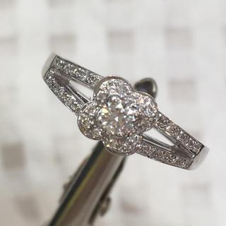 お買い得❣️モーブッサン ダイヤリング(リング(指輪))
