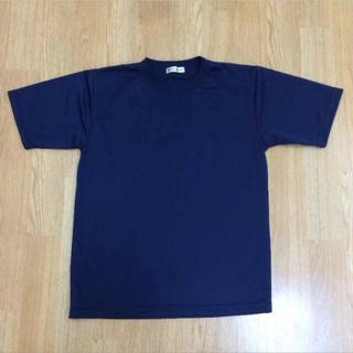 Tシャツ Mサイズ ネイビー(Tシャツ/カットソー(半袖/袖なし))