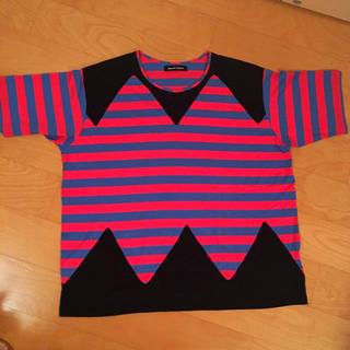 アッシュペーフランス(H.P.FRANCE)の✨Daniel Palillo Tシャツ ワンピース H.P.France ✨(ひざ丈ワンピース)