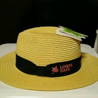 シマムラ(しまむら)のLOGOS DAYS ハット 麦わら帽子(麦わら帽子/ストローハット)