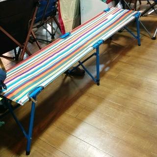コールマン(Coleman)の新品ロゴス ベンチ オートレッグベンチ(テーブル/チェア)
