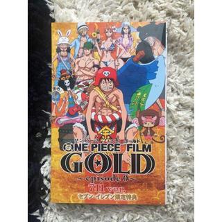 ワンピース フィルム ゴールドepisode0 711ver(少年漫画)